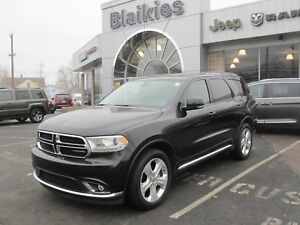 2015 Dodge Durango Limited | AWD | HEATED SEATS | BACK UP CAM |