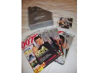 James Bond 007 Spy Files Magazines