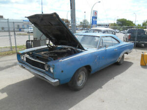 1968 Plymouth Satellite Sport **REDUCED**