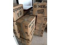60 x packing boxes, used once. Strong and made up.