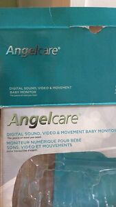Angelcare 3-in-1 monitor/moniteur