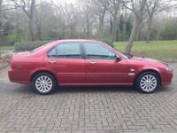 2005 ROVER 45 1.8 CVT AUTOMATIC CLUB SE