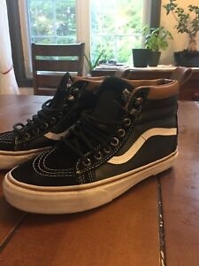 Winter vans size 7.0 mens