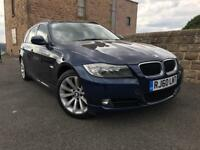 2011 BMW 318d Diesel Touring with STOP/START £30 Roadtax