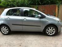 Toyota yaris tr 1.2 5dr ,09 ,ac, 71k miles ,px/well,remote locking, full up-to-date s/h 1 keeper