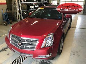 2009 Cadillac CTS CTS