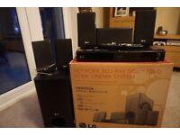 LG Network Blu-Ray Home Cinema System - HB905SA