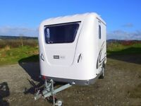 Equi-Trek 'Trek-Away Small Caravan -Pod caravan - Teardrop Caravan (Horse Box)