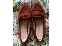 Primark loafers size 8