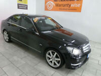 2011 Mercedes-Benz C250 2.1CDI Blue 7G-Tronic Sport **BUY FOR ONLY £48 A WEEK**