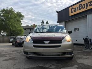2005 Toyota Sienna CE, LOCAL MB VEHICLE, CLEAN TITLE