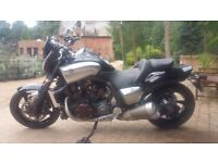 2009 Yamaha V- Max (LOW MILES) IMMACULATE,