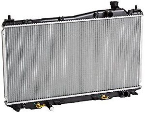 2013-2014 LEXUS ES350 ES300H COOLING RADIATORS