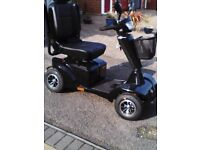 STERLING S700 MOBILITY SCOOTER AS NEW
