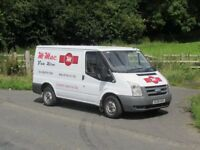 VAN HIRE CO TYRONE
