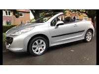 Peugeot Convertible 207 1.6 - 12 Months Mot