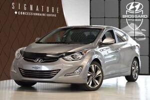 2014 Hyundai Elantra 2.0L Limited CAM. DE RECUL TOIT OUVRANT CUI