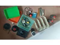 Photographic darkroom equipment