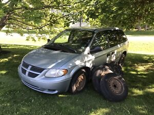 2006 Dodge Caravan, for Parts or Repair, 500 OBO