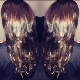 Hair Extensions ( Micro Ring )