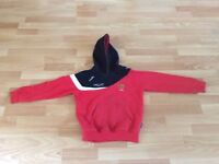 Down GAA Hoodie and Gaelic football kit 5-6 years and 7-8years