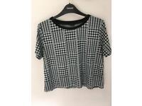Topshop Tshirt- size 10