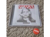 Vant CD – 'Dumb Blood' – brand new. Plus badge and signed poster.