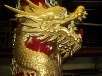 Chinese Dragons, male & female