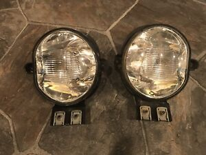 Set of 2 left and right fog lights for Dodge 2500/3500