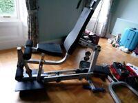 Exersice Machine /as new