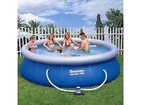 Quick Up Pool Set - 12ft