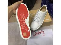 Christian Louboutin Low top Leather Sneakers