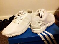 Adidas ZX Flux Trainers - SIZE UK 7