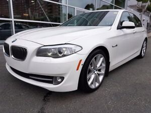 BMW 5 Series Sport Package 2011