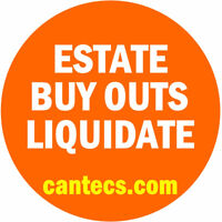 Estate Liquidation, Estate Sales, Downsizing & Clean Up Services