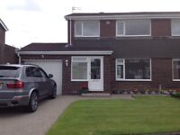 House 3 bedroom Semi-detached Ponteland FULLY renovated