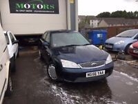 Ford Mondeo, 10 Months MOT, Great Condition, Warranty, Low Miles, Serviced