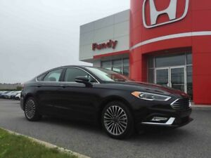 2017 Ford Fusion SE BRAND SPANKING USED !