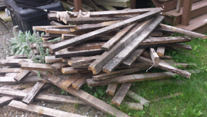 Firewood camping or home use