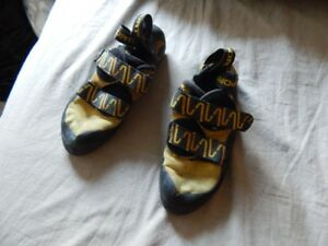 La Sportiva Katana rock shoes size EU 38