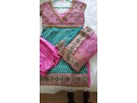 Two Indian Dresses ( Size 12)