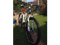 Pro-Level CUBE AMS 100 SL HPC Teamline XC Team Edition Mountain Bike