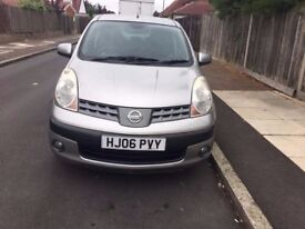 Nissan NOTE SVE Automatic, 1.6, 5 Door, Clean Immaculate Car, Long MOT