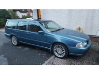 Breaking 1997 Volvo V70 T5 CD - Many parts fit other Volvo's - Parts can be fitted also