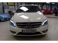 Mercedes B180 BLUEEFFICIENCY SPORT (polar white) 2012