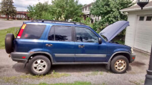 1997 Honda CR-V Hatchback