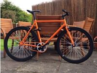 Bike, Bycycle, no logo fixie, excellent condition, cheap sale asap
