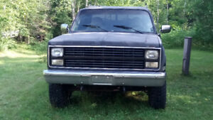 Chevrolet K10 4*4
