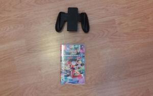 Mario Kart 8 Deluxe & Joycon Grip