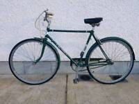Wanted rear reflector & lights for a Puch bicycle